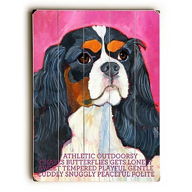 Artehouse LLC Sweet Tempered by Ursula Dodge Graphic Art Plaque