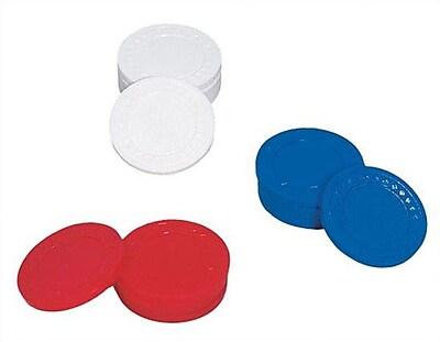Drueke 100 Plastic Poker Chips WYF078275927267