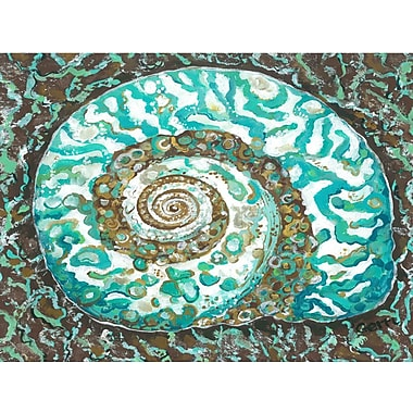 My Island Turban Shell Kitchen Mat