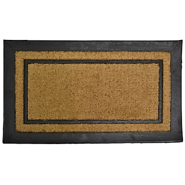 Imports Decor York Doormat; 1'6'' x 2'6''