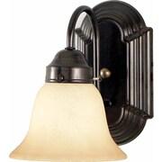Volume Lighting Minster 1-Light Bathroom Wall Sconce