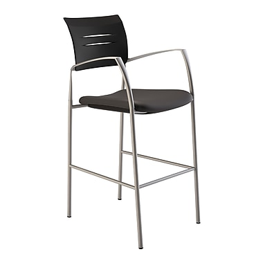 Compel Office Furniture Octiv Stool w/ Fabric Seat