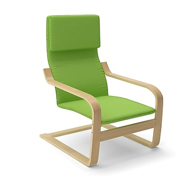Corliving Aquios Bentwood Contemporary Arm Chairs