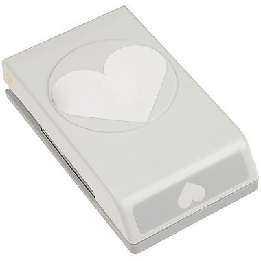 EK Success® ek tools™ Heart Large Punch, 2 1/2
