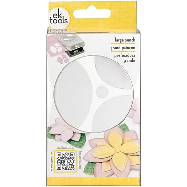EK Success® ek tools™ Petals Large Punch, 1.25