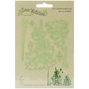 Ecstasy Crafts® Joy! Crafts Cut and Emboss Die, Pine Trees