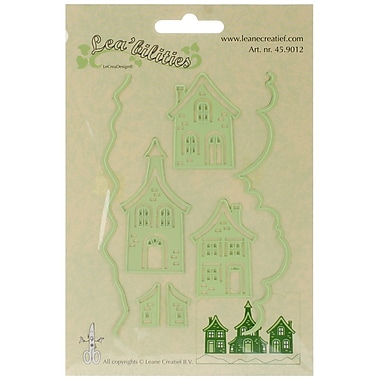 Ecstasy Crafts® Joy! Crafts Cut and Emboss Die, Houses