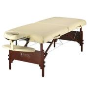 "Master Massage® Del Ray Pro LX 30"" Portable Massage Table Package, Cream"