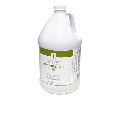 Master Massage® 1 Gallon Massage Lotion, Unscented