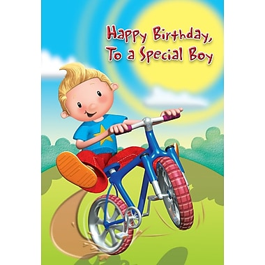 Greeting Cards, Happy Birthday, To a Special Boy, 18/Pack