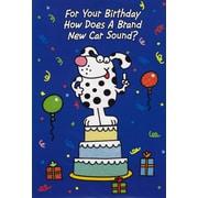 Greeting Cards, Birthday Humorous, 18/Pack