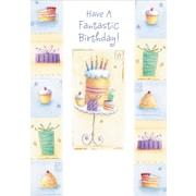 Cartes de souhaits, « Pour un merveilleux anniversaire », 18/paquet