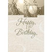 Cartes de souhaits, Joyeux anniversaire, «Time to remember », 18/paquet
