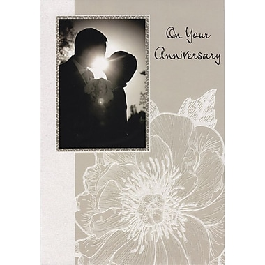 Cartes de souhaits, « On Your Anniversary », 18/paquet