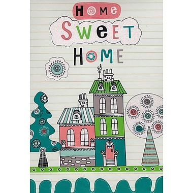 Greeting Cards, Home Sweet Home, 18/Pack