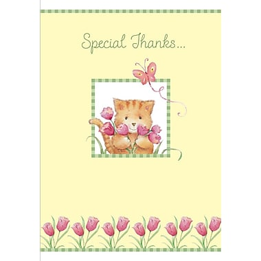 Greeting Cards, Special Thanks, 18/Pack