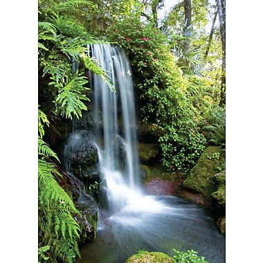 Greeting Cards, Blank Inside, Waterfall, 18/Pack