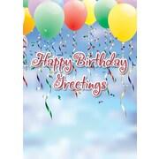 A-Line – Cartes de souhaits, « Happy Birthday Greetings », 18/paquet