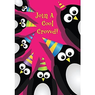 Invitation Cards, Join A Cool Crowd!, 48 Notelet Cards