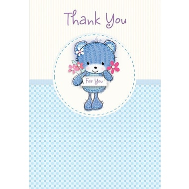 Thank You Cards, Thank You For Your Kindness, 48 Notelet Cards