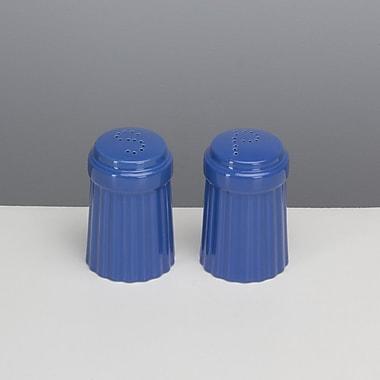 Omniware Simsbury Salt and Pepper Set; Blue