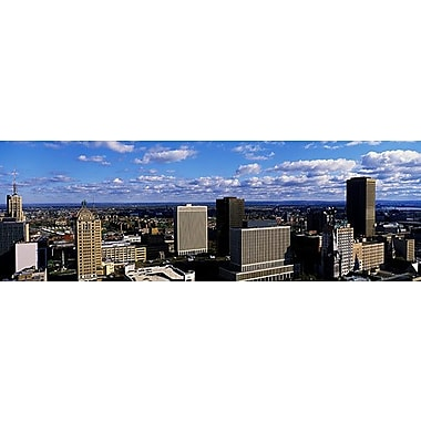 iCanvas Panoramic Buffalo, New York Photographic Print on Canvas; 16'' H x 48'' W x 1.5'' D