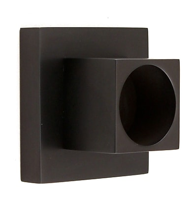 Alno Contemporary II Shower Bracket (Set of 2); Bronze