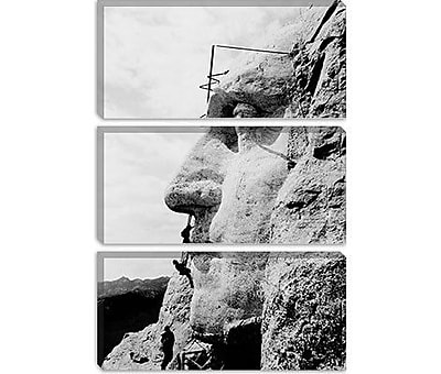 iCanvas Architecture / Photography 'Mount Rushmore' Photographic Print on Canvas