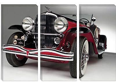 iCanvas Cars and Motorcycles Murphy Duesenberg J 395 Convertible Coupe Photographic Print on Canvas