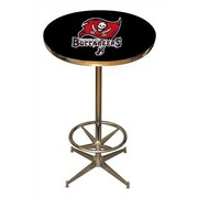 Imperial NFL Pub Table; Tampa Bay Buccaneers