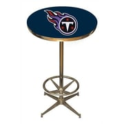 Imperial NFL Pub Table; Tennessee Titans