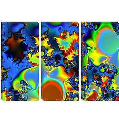 iCanvas Digital Liquid Fuel Graphic Art on Canvas; 12'' H x 18'' W x 0.75'' D