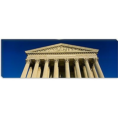 iCanvas Panoramic U.S. Treasury Department, Washington D.C. Photographic Print on Canvas