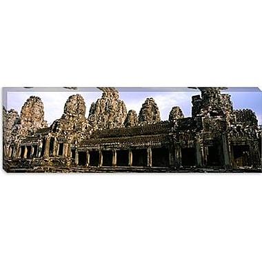 iCanvas Panoramic Angkor Wat, Siem Reap, Cambodia Photographic Print on Canvas