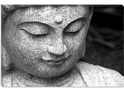 iCanvas Chinese Buddha Photographic Print on Canvas; 40'' H x 60'' W x 1.5'' D