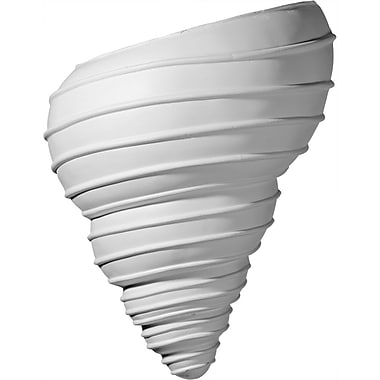 Ekena Millwork Spiral Shell Wall D cor