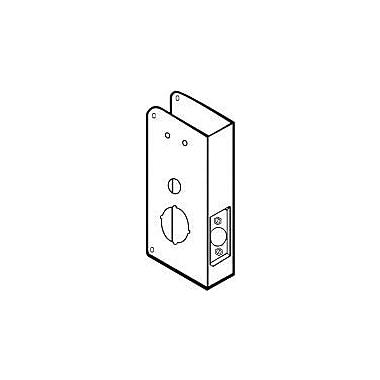 DON-JO MFG INC. Wrap Around; Stainless Steel