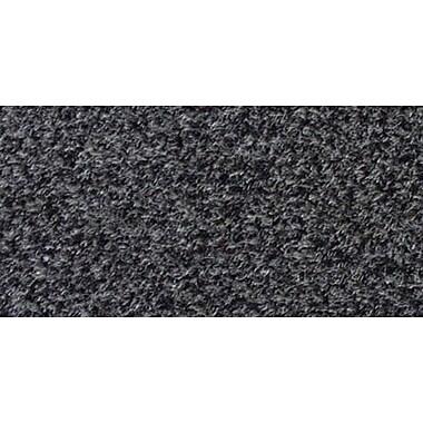 DORSETT Bay Shore Premium Charcoal Indoor/Outdoor Area Rug; Rectangle 20' x 6'