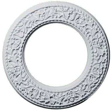 Ekena Millwork Blackthorn 13.38''H x 13.38''W x 0.75''D Ceiling Medallion