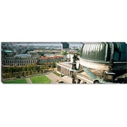 iCanvas Panoramic Berlin Dome of Altes Museum, Berlin, Germany Photographic Print on Canvas
