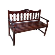 D-Art Collection Victoria Shell Entryway Bench
