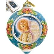 G Debrekht Angel Ornament