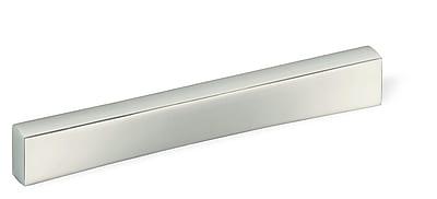 Schwinn Hardware Handle 5'' Center Bar Pull; Satin Nickel