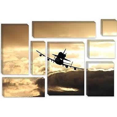 iCanvas Discovery's Final Flight Photographic Print on Canvas; 26'' H x 40'' W x 1.5'' D