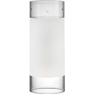 Volume Lighting 3'' Glass Drum Pendant Shade