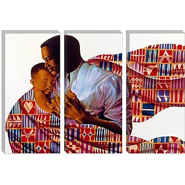 iCanvas 'Legacy' by Keith Mallett Graphic Art on Canvas; 18'' H x 26'' W x 0.75'' D