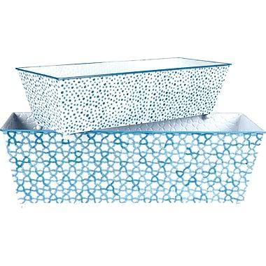 Wilco Home 2 Piece Rectangular Window Box Set (Set of 2)