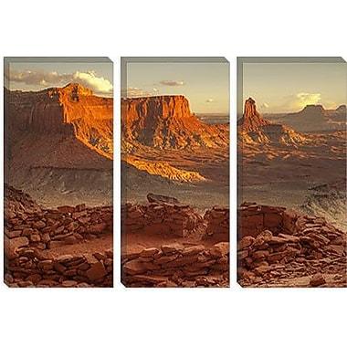 iCanvas 'Lost Kiva' by Dan Ballard Photographic Print on Canvas; 12'' H x 18'' W x 0.75'' D