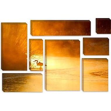 iCanvas 'Glowing Mist' by Dan Ballard Photographic Print on Canvas; 8'' H x 12'' W x 0.75'' D