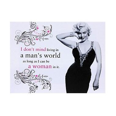 Amrita Singh Marilyn Monroe 1956 Graphic Art on Canvas